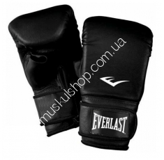 Перчатки Everlast Martial Arts PU 7502LXLU. Магазин Muskulshop