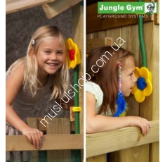 Переговорная система Jungle Gym Talking Tube 450_3. Магазин Muskulshop