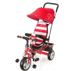 Велосипед KidzMotion Tobi Junior 115001/red. Магазин Muskulshop