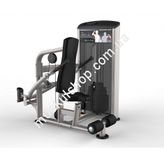 Impulse IE 9517 Seated Dip Machine. Магазин Muskulshop