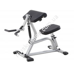 Steelflex CBC400 Arm Curl Machine. Магазин Muskulshop