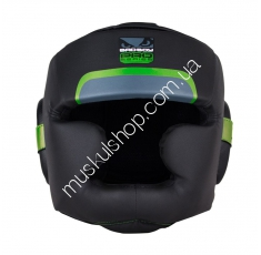 Боксерский шлем Bad Boy Pro Series 3.0 220303 L. Магазин Muskulshop
